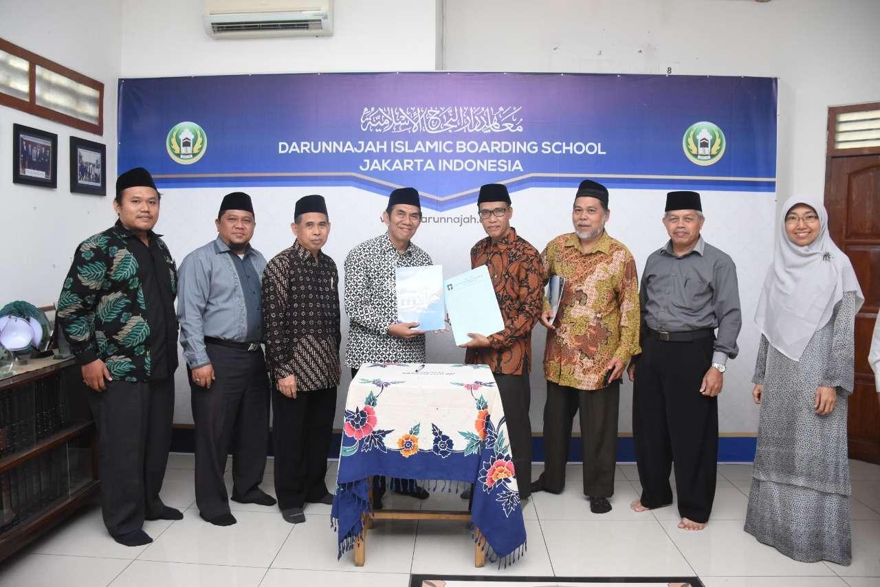 Kerjasama STAIDA dengan UII Yogyakarta